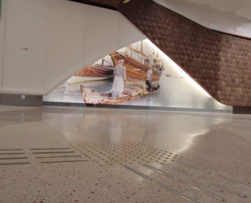 Metro- Doah Qatar